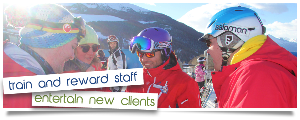 Corporate ski trips with interski