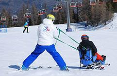 Adaptive Ski Course