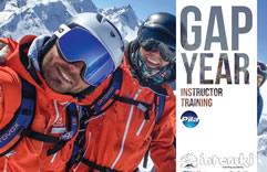 Ski Gap Year Instructor Training