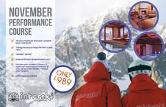 November Performance Course