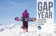 Snowboard Gap Year Instructor Training