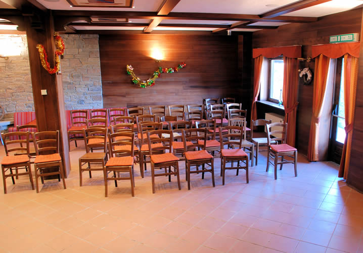 The Meeting Room area of the Hotel St Nicolas