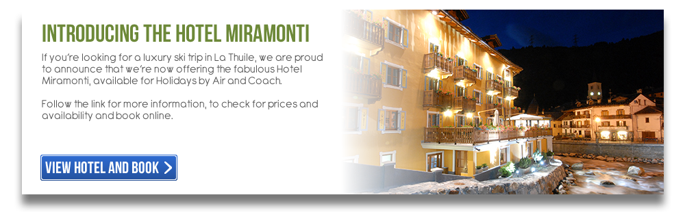 Introducing the hotel Miramonti