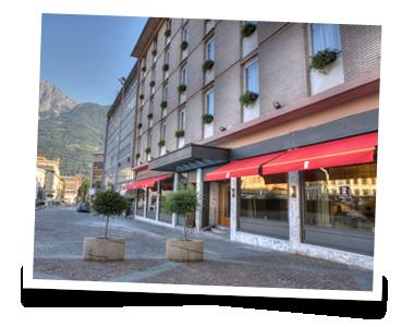 Hotel Duca d'Aosta