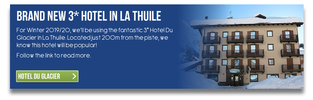 Brand New Hotel in La Thuile