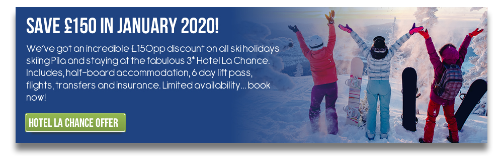 Save £150pp At The Hotel La Chance