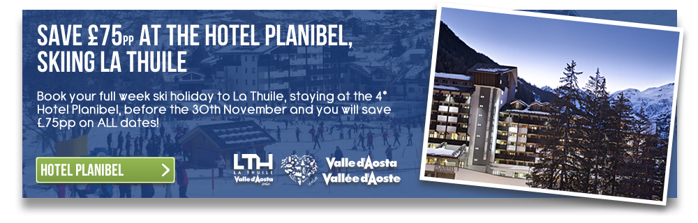 Save £50pp At The Hotel Planibel On All Dates!