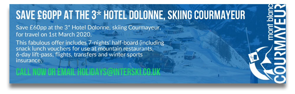 Save £60pp At The 3* Hotel Dolonne On 1st March 2020