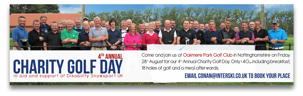 4th Annual Charity Golf Day