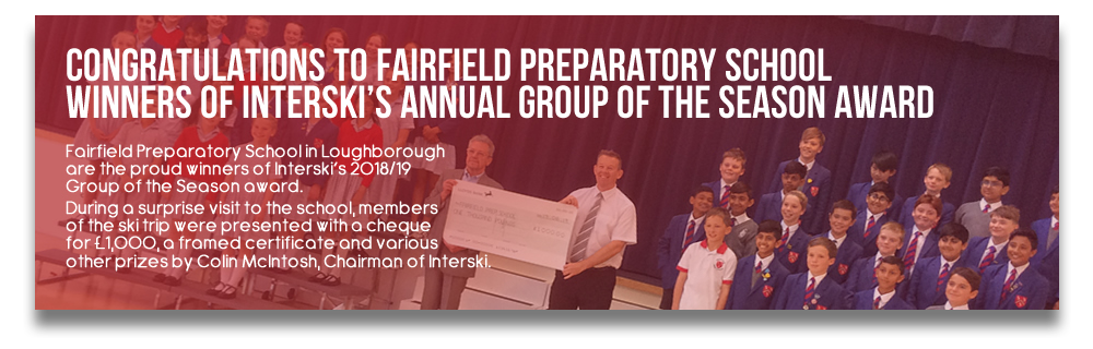 Congratulations to Fairfield Preparatory School